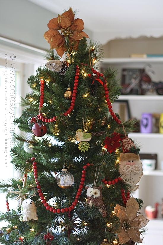 michaels christmas dream tree challenge amandaformaro crafts by amanda - Michaels Christmas