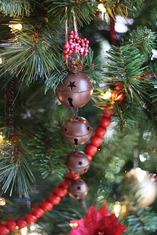 Michaels Christmas Dream Tree Challenge Crafts