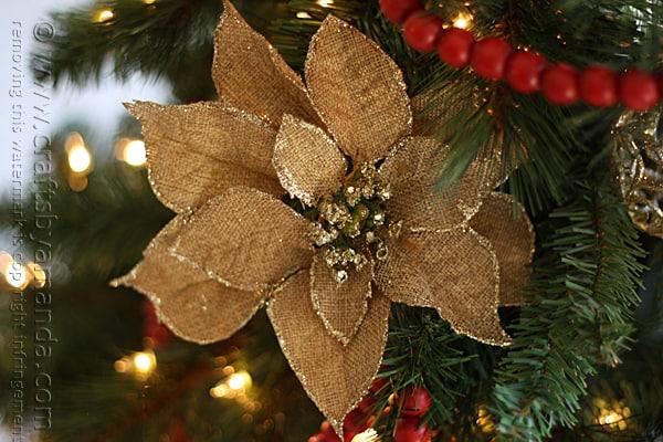 Michaels Christmas Dream Tree Challenge @amandaformaro Crafts by Amanda