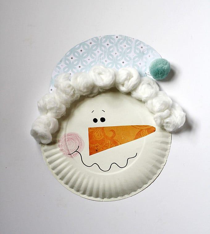 paper-plate-snowman