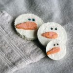 Super Easy Snowman Soap