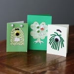 Monster Cards for St. Patrick's Day by @amandaformaro Crafts by Amanda