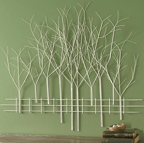Stick Tree Silhouette Inspiration