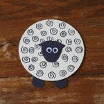 Recycled CD Lamb