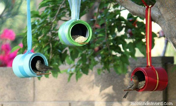 DIY Bird Feeders - Mom Endeavors