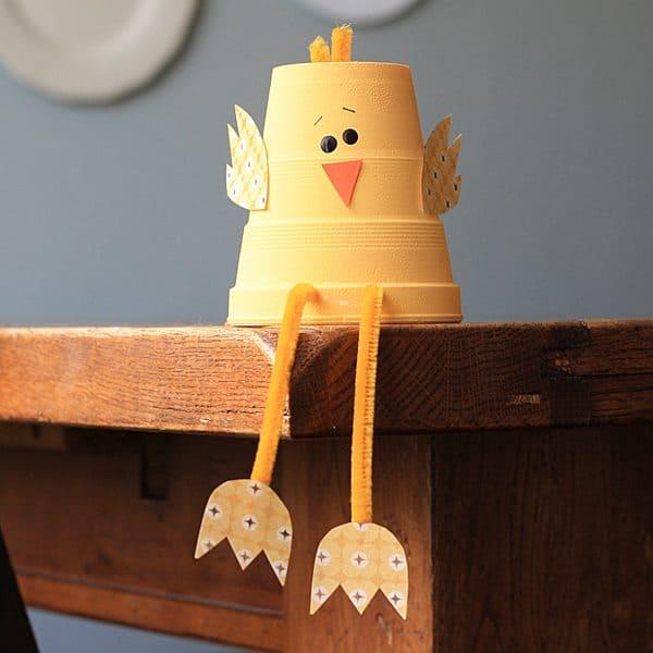 Foam Cup Chick - Spoonful