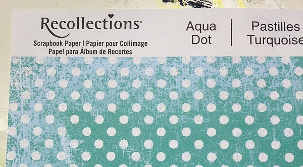 Recollections Aqua Dot
