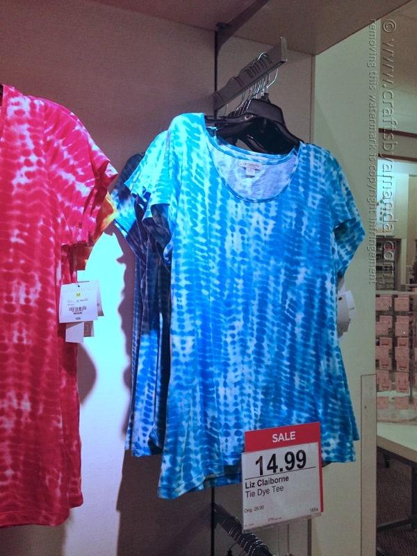JC Penney inspiration shirt