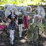 Barbie Zombies: Inspired by The Walking Dead - by Amanda Formaro of Crafts by Amanda