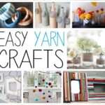 Easy Yarn Crafts: Creative Ways to Use Yarn Without Knitting or Crocheting