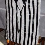 Football Craft: Referee Chair Cover