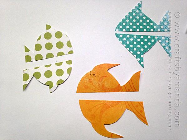 Clothespin Crafts: Hungry Fish by Amanda Formaro of Crafts by Amanda