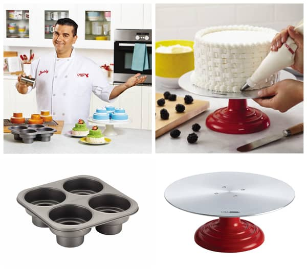 Watch Cake Boss Live and a Giveaway!