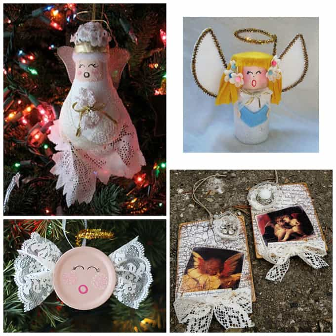 Angel Crafts by Amanda Formaro of Crafts by Amanda
