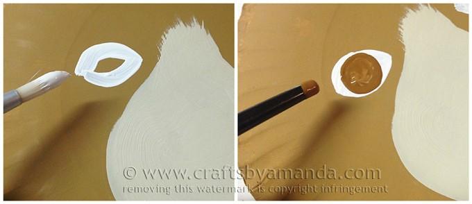 Paper Plate Paddington Bear by Amanda Formaro, Crafts by Amanda