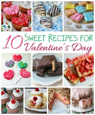 10 Sweet Recipes Perfect for Valentine's Day