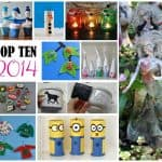 Top 10 Crafts and Tips for 2014