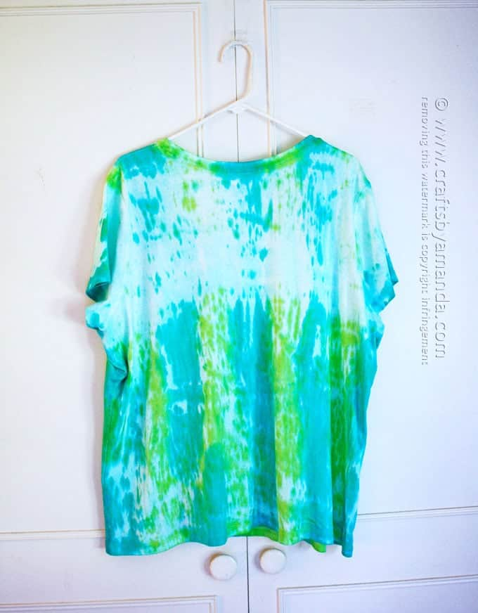 62be9d54 Shibori Tie Dye - Cool Hues by Amanda Formaro, Crafts by Amanda