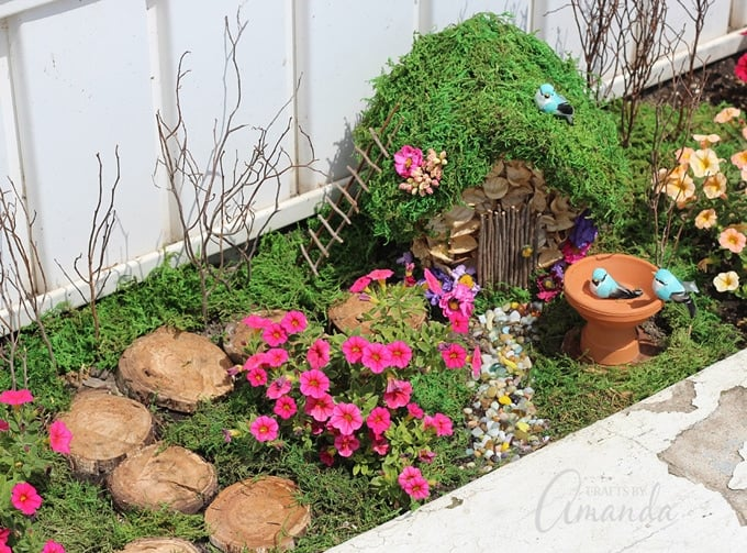Awesome How To Start A Fairy Garden   Amanda Formaro, Crafts By Amanda