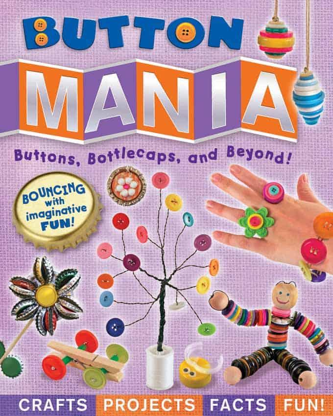 Button Mania Amanda Formaro