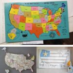 United States Map Puzzle Makeover