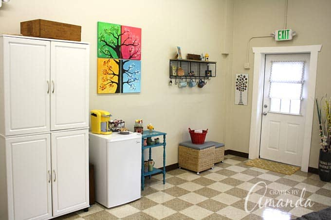 Amanda's Creative Studio Tour