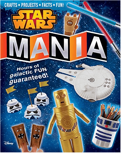 Star Wars mania - Star Wars craft book by Amanda Formaro
