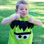 Make a Frankenstein Shirt for Halloween