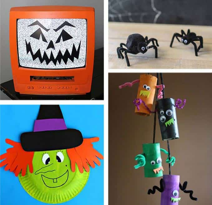 halloween party craft ideas 37 ideas crafts favors amp treats 4619