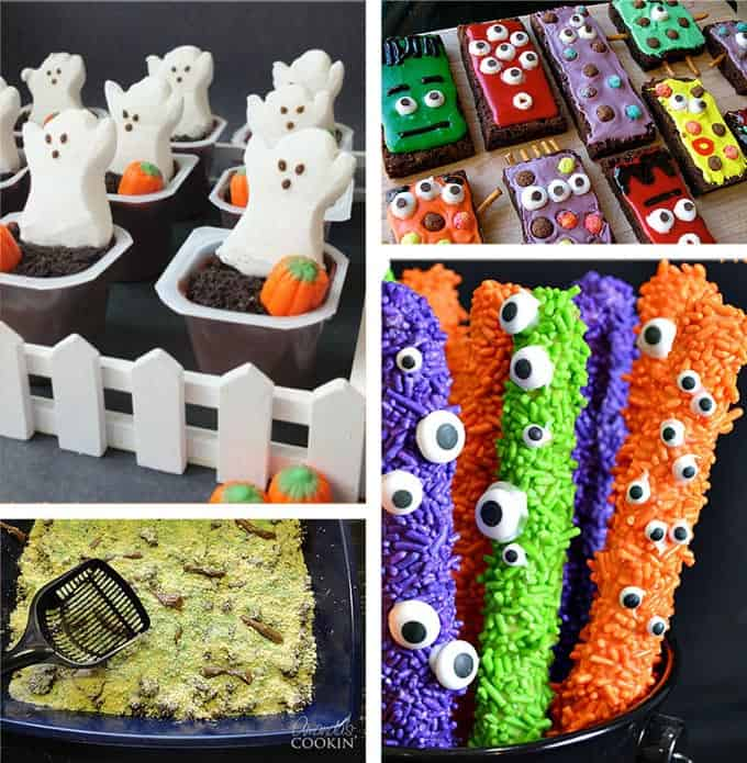 37 Halloween Party Ideas: Crafts, Favors, Games & Treats