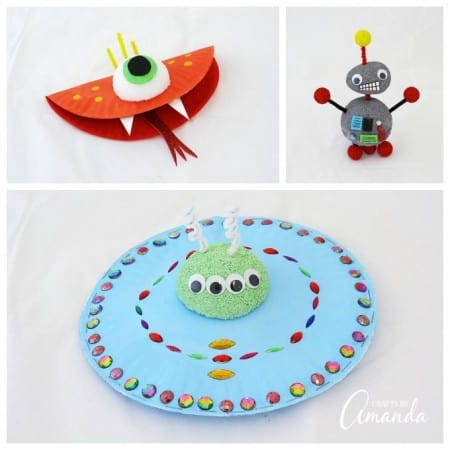 Crafts by amanda easy craft tutorials for kids and adults for Group craft ideas for adults
