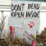 Walking Dead Door: Don't Open, Dead Inside