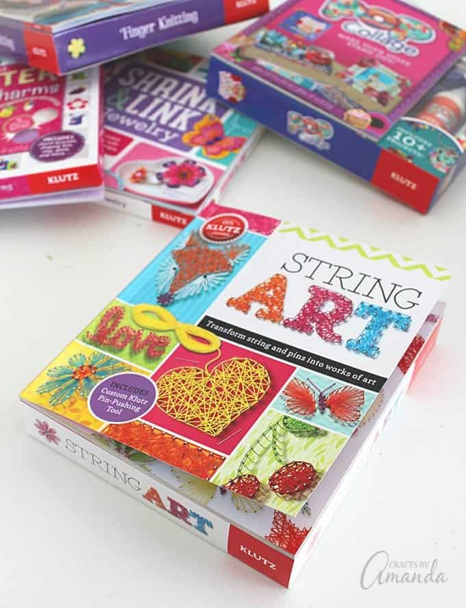 String Art: Gifts Kids Can Make