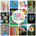 55+ Colorful Kid's Crafts