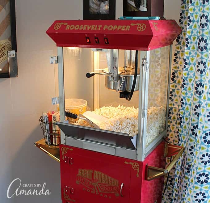 Movie Theater Popcorn How To Make Movie Theater Popcorn With Popcorn Machine