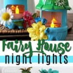 fairy house night lights
