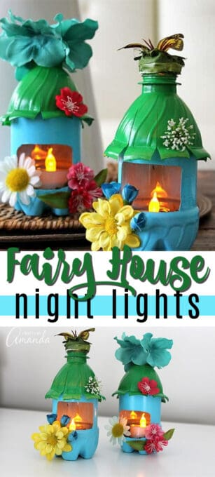 fairy house night lights