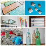 38 Beach Craft Ideas for Adults and Kids