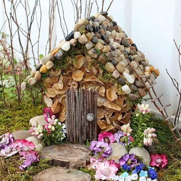Fairy House & Garden: Year #2