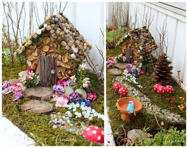 Fairy House & Garden: Year #2
