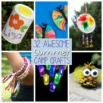 32+ Crafts to Make at Camp This Summer
