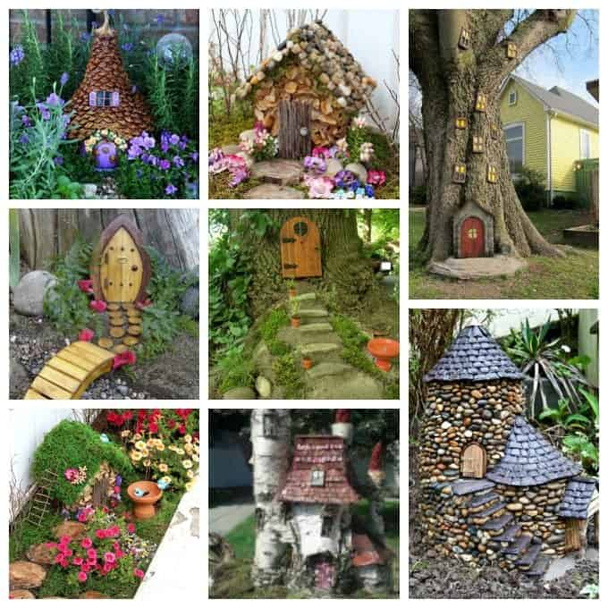 fairy garden ideas inspiration for your own fairy garden. Black Bedroom Furniture Sets. Home Design Ideas