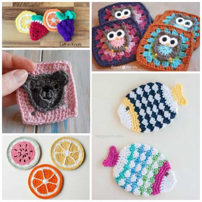 Best Free Crochet Patterns Online : Free Crochet Patterns: Over 40 crochet tutorials and ideas