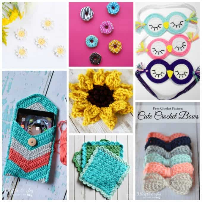 Free Crochet Patterns Over 40 Crochet Tutorials And Ideas