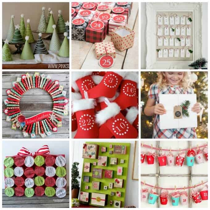 advent calendar craft ideas advent calendar ideas you can make advent calendar crafts 3319