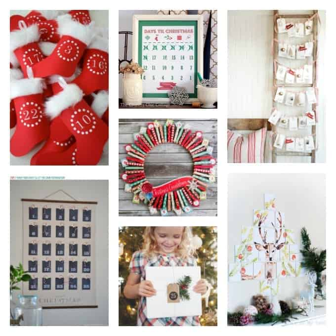 if you prefer printables, these advent calendar ideas are all set up so you just have to print (and maybe cut them out).