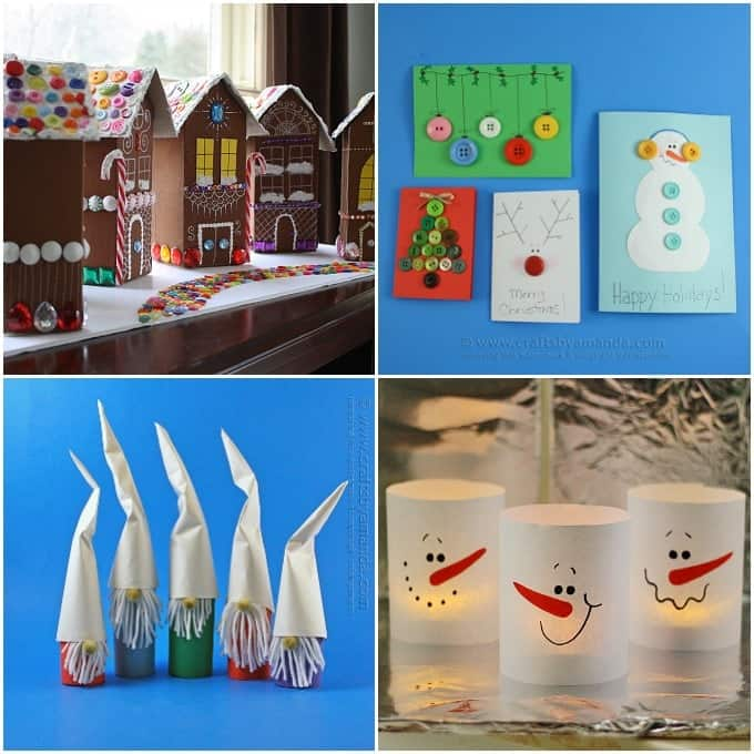 Fun Christmas crafts for kids