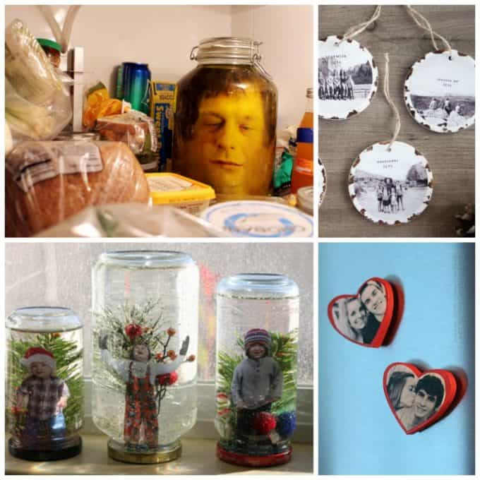 25+ DIY photo crafts you can make