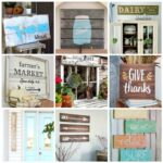 30+ DIY Rustic Sign Projects