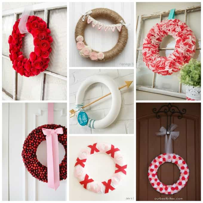 The delicate details to these wreaths make them the perfect staple!
